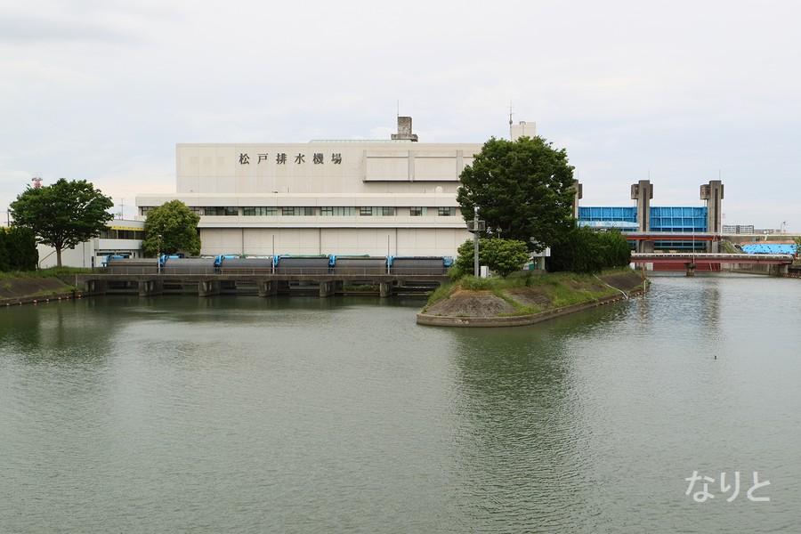 千葉県 北千葉導水路